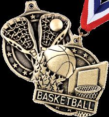 Medals 3D Diecast Medals