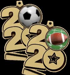 Insert Medals 2020 Insert Medal