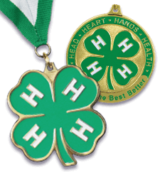 4H 4H Medals