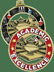 Medals 67 Scholastic Rimz