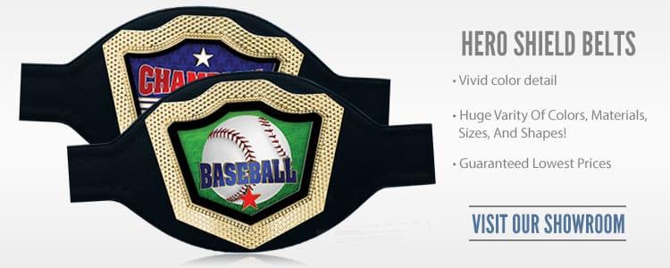 Hero Shield Belts