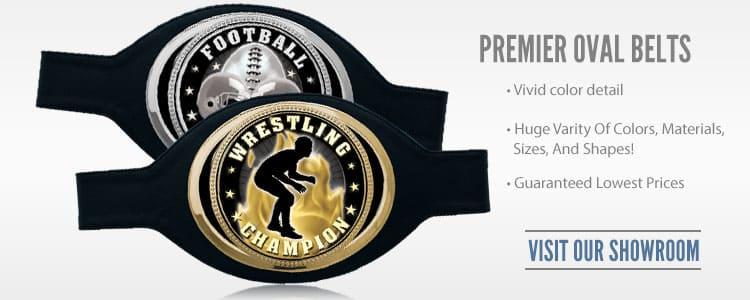 Premier Oval Belts