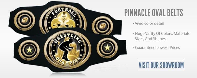 Pinnacle Oval Belts