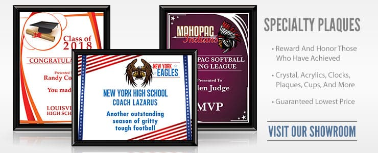 Specialty Plaques