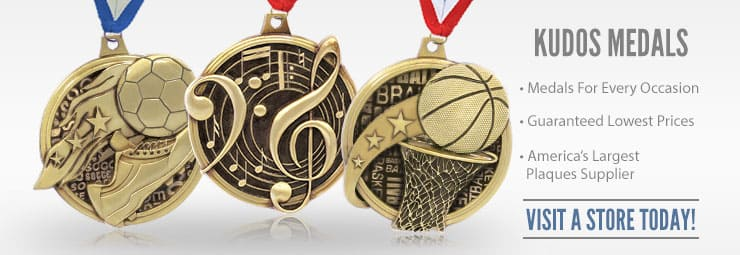 44 Kudos Medals
