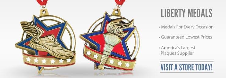 88 Liberty Medals