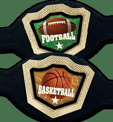 Belts Hero Shield Belts