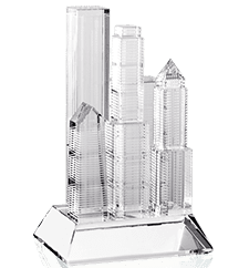 Custom Awards Custom Crystal