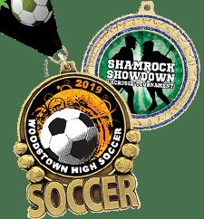 Custom Awards Insert Medals