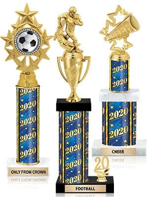 TROPHIES | Medals | Plaque | Crystal Awards | Crown Trophy