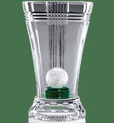 Golf Golf Vases