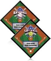 Sport Plaques Grandstand Plaques