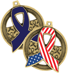 Insert Medals Awareness Medals