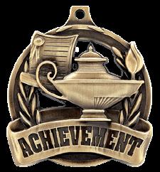 Medals Achievement