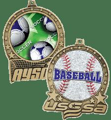 Insert Medals AYSO - USSSA
