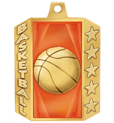 Medals Basketball