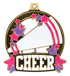 Medals Cheer