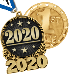 Medals Year/Date/2020