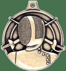 Medals Fencing