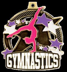 Medals Gymnastics