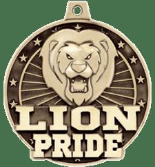 Medals Mascot Pride