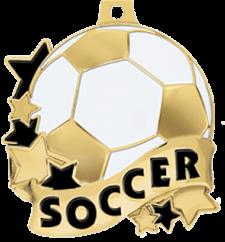 Medals Soccer