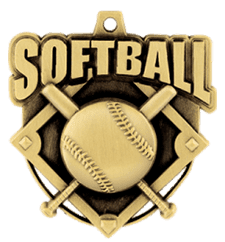 Medals Softball