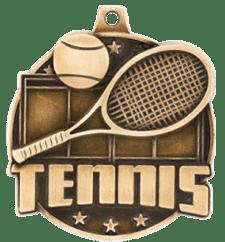 Medals Tennis