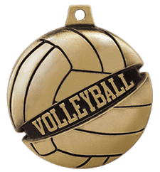 Medals Volleyball