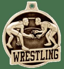 Medals Wrestling