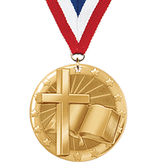 Religious Awards Medals