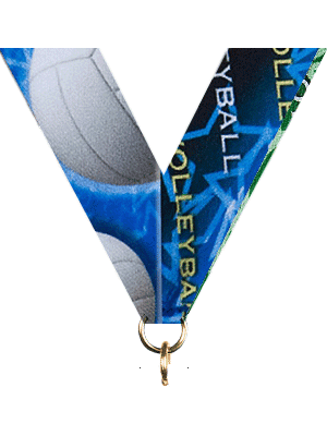 Sport Ribbons Volleyball Ribbons
