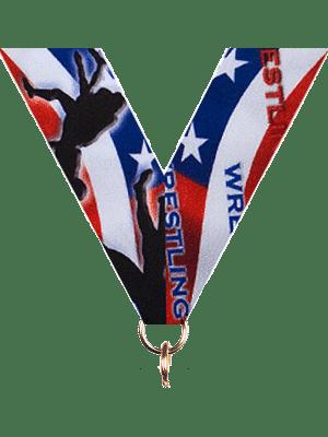 Sport Ribbons Wrestling Ribbons
