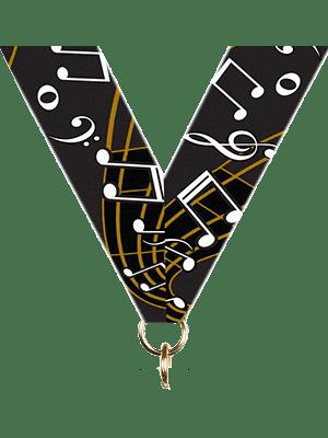 Sport Ribbons Music Ribbons