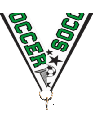 Sport Ribbons Soccer Ribbons