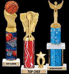 Trophies Column Trophies