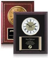 Premier Plaques Wall Clocks