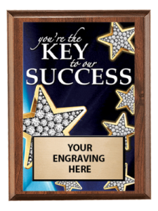 Key to our success, Showstopper