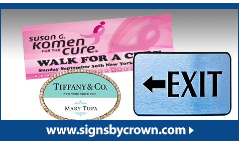 Signs By Crown