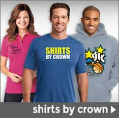 Shirts By Crown