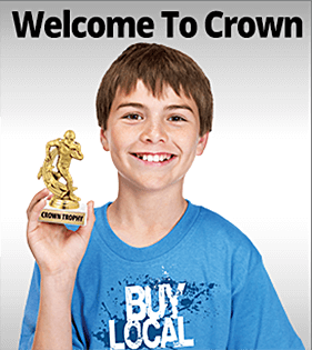Welcome To Crown Trophy