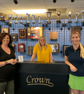 Crown Trophy Littleton