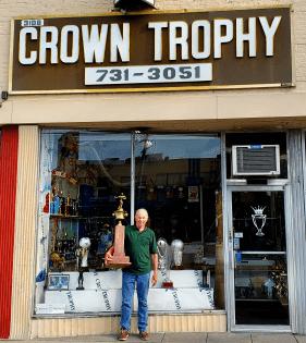 Crown Trophy Levittown