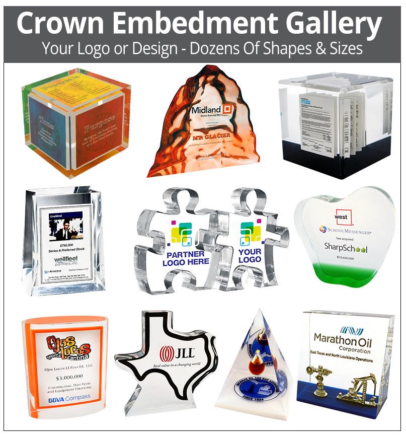 Custom Embedments